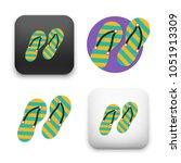 flat vector icon   illustration ...   Shutterstock .eps vector #1051913309