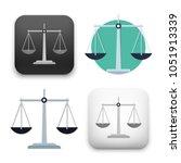 flat vector icon   illustration ...   Shutterstock .eps vector #1051913339