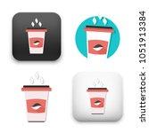 flat vector icon   illustration ... | Shutterstock .eps vector #1051913384