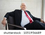 portrait of senior caucasian...   Shutterstock . vector #1051956689