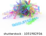 information overload  business... | Shutterstock . vector #1051982936