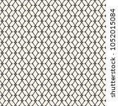elegant mesh seamless pattern ... | Shutterstock . vector #1052015084