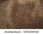 Natural Brown Fur Texture