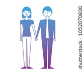 people character figure image | Shutterstock .eps vector #1052070830