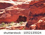 arches national park  usa  | Shutterstock . vector #1052135024