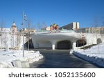 moscow  russia   march 19 2018  ... | Shutterstock . vector #1052135600