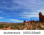 arches national park  usa  | Shutterstock . vector #1052135660