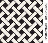 vector seamless pattern. modern ... | Shutterstock .eps vector #1052142323