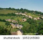england  cotswolds ... | Shutterstock . vector #1052145083