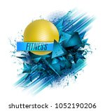 abstract background  text...   Shutterstock . vector #1052190206