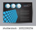 flyer  brochure  billboard... | Shutterstock .eps vector #1052230256