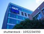 brisbane  australia  27 jul... | Shutterstock . vector #1052236550