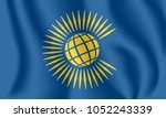 flag of the commonwealth of...   Shutterstock .eps vector #1052243339