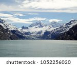 alaska coast and glaciers | Shutterstock . vector #1052256020