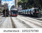 curitiba  parana  januay 03 ... | Shutterstock . vector #1052270780