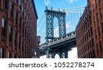 Manhattan Bridge From Dumbo