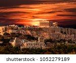 Parthenon  Acropolis Of Athens...