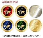6 in 1 set of aeternity  ae  ...