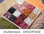 Different Types Of Legumes. In...