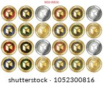 24 in 1 set of neo  neo  ...