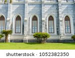 nativity of our lady cathedral... | Shutterstock . vector #1052382350