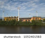 metricon stadium ready to... | Shutterstock . vector #1052401583