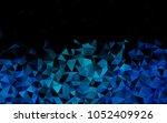 light blue vertical polygonal...   Shutterstock . vector #1052409926