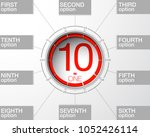 design vector illustration sign ... | Shutterstock .eps vector #1052426114