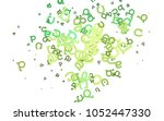 light green  yellow vector...   Shutterstock .eps vector #1052447330