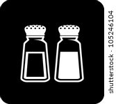 Salt And Pepper   Vector Icon...