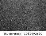 black asphalt texture. asphalt... | Shutterstock . vector #1052492630