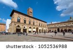 bologna  italy   circa march ... | Shutterstock . vector #1052536988