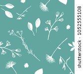 abstract artwork  vector... | Shutterstock .eps vector #1052555108
