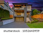 Luxury Modern Home Exterior At...