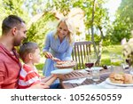 leisure  family and people... | Shutterstock . vector #1052650559