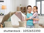 childhood  friendship and... | Shutterstock . vector #1052652350