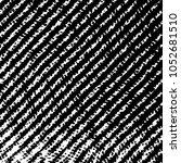 grunge halftone black and white ... | Shutterstock .eps vector #1052681510