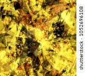 abstract seamless texture.... | Shutterstock .eps vector #1052696108