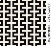vector seamless pattern. modern ... | Shutterstock .eps vector #1052712074