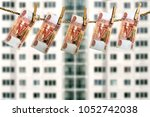 real estate investment concept. ... | Shutterstock . vector #1052742038