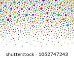 vector vibrant color soap... | Shutterstock .eps vector #1052747243