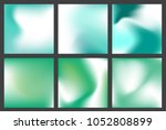 minimalist smooth abstract... | Shutterstock .eps vector #1052808899