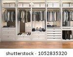 3d rendering modern... | Shutterstock . vector #1052835320