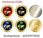 6 in 1 set of veritaseum  veri  ...
