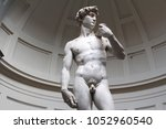 david is a masterpiece of... | Shutterstock . vector #1052960540