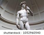 david is a masterpiece of... | Shutterstock . vector #1052960540