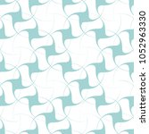 vector seamless pattern with... | Shutterstock .eps vector #1052963330