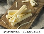 Healthy organic string cheese...