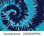 navy blue tie dye background