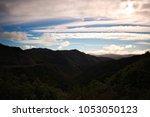 rimutaka ranges from the... | Shutterstock . vector #1053050123
